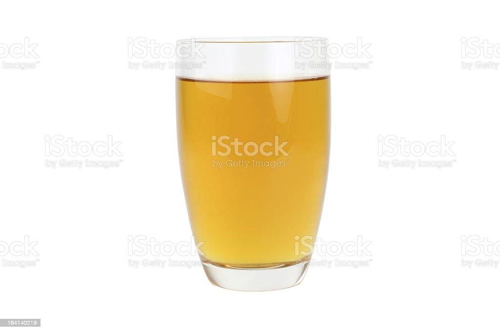 Apple Juice Isolated stock photo