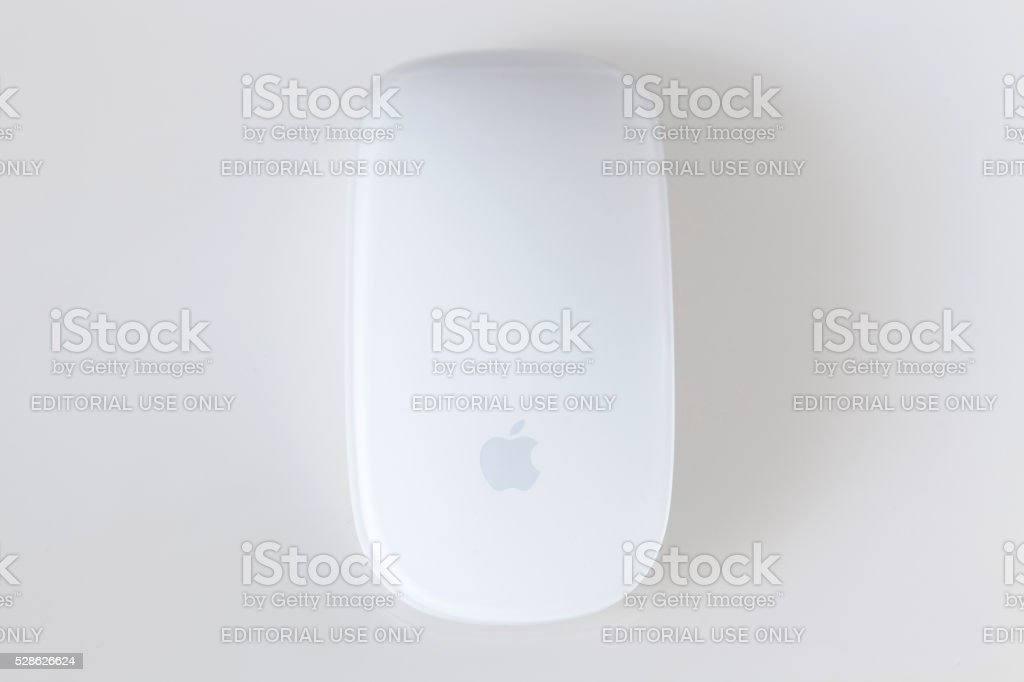 Apple Magic Mouse 2 stock photo