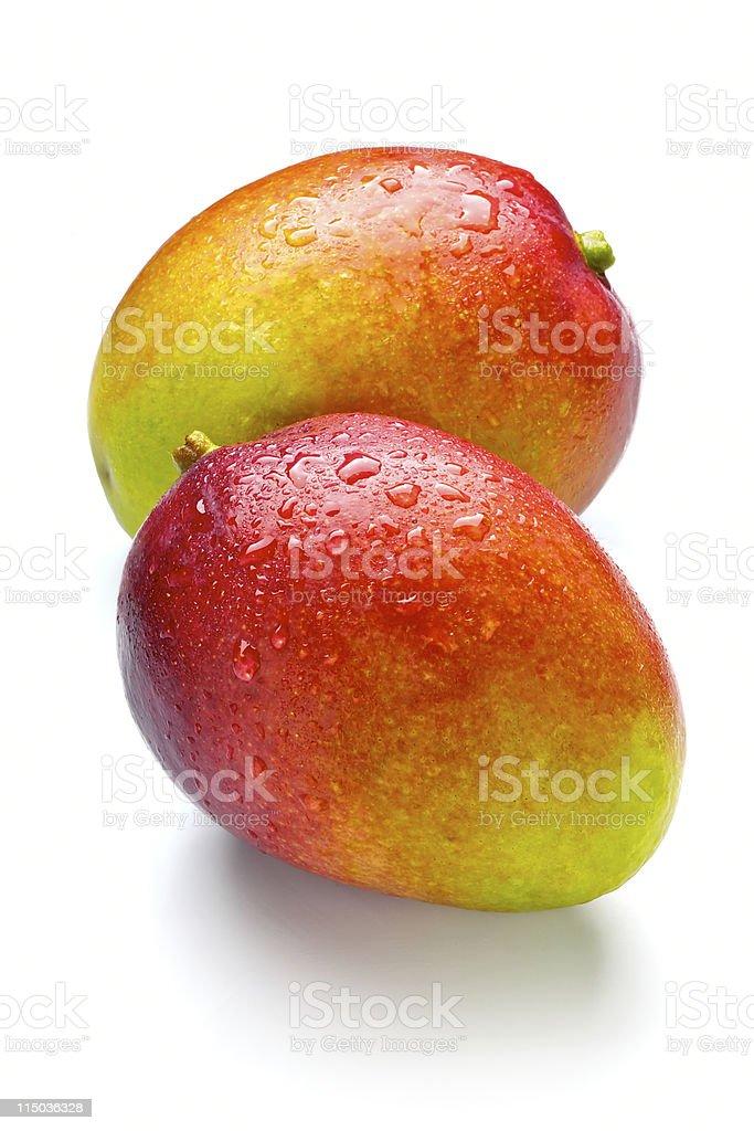 apple mango royalty-free stock photo
