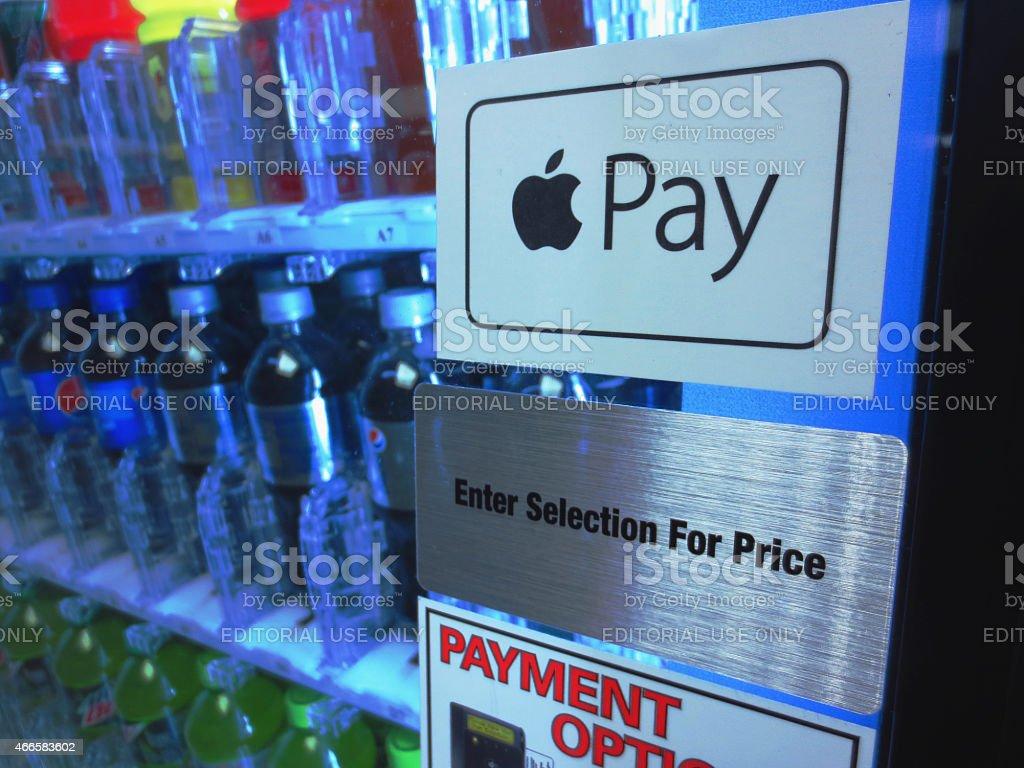 Apple Pay stock photo