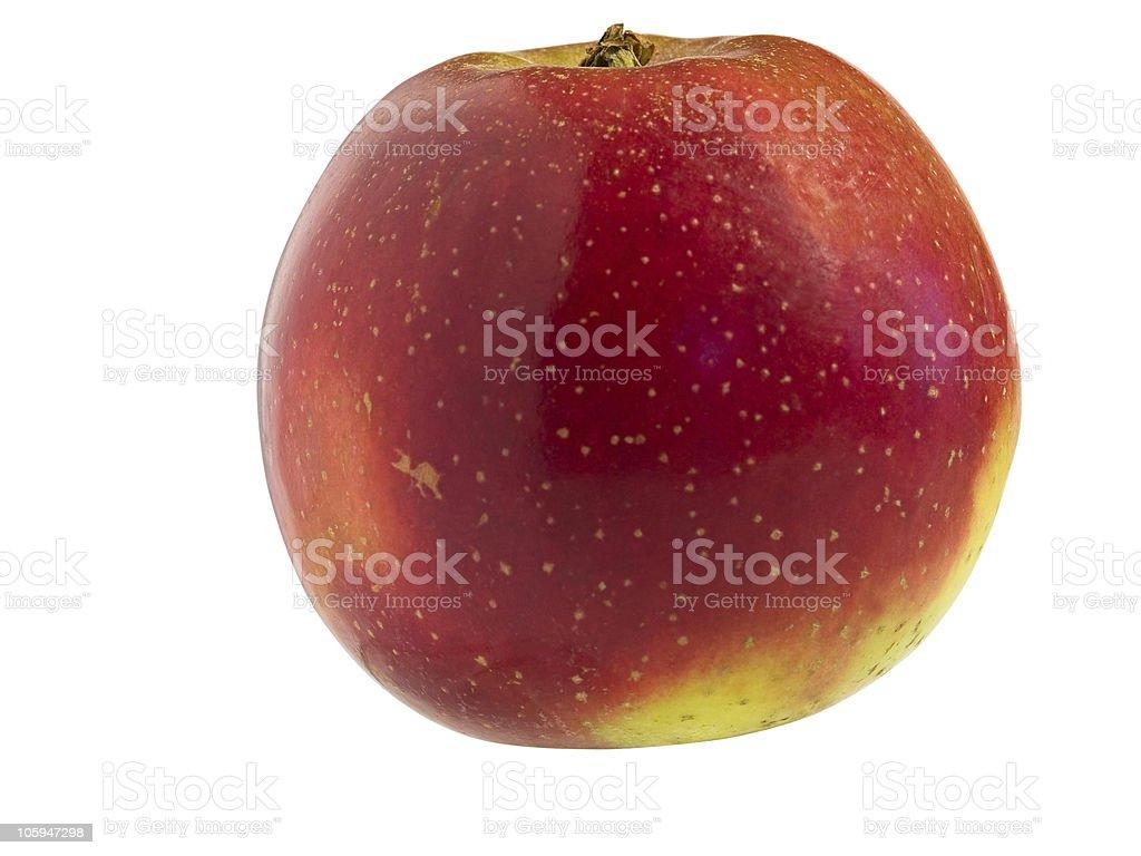 Apple foto de stock libre de derechos