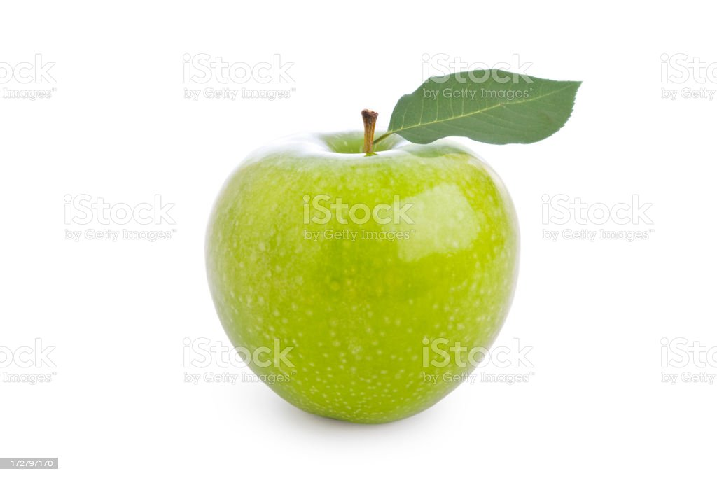 Apple (XL) royalty-free stock photo