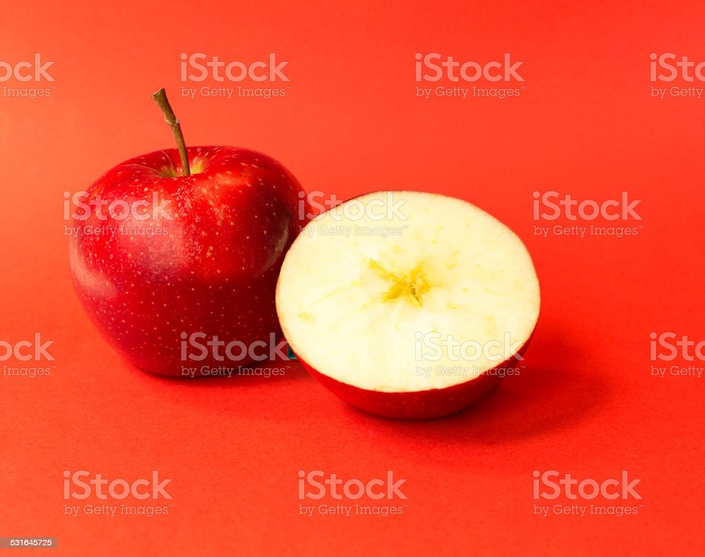 Apple royalty-free stock photo