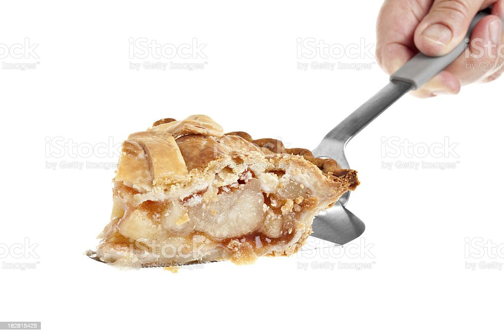 Apple Pie Anyone stock photo