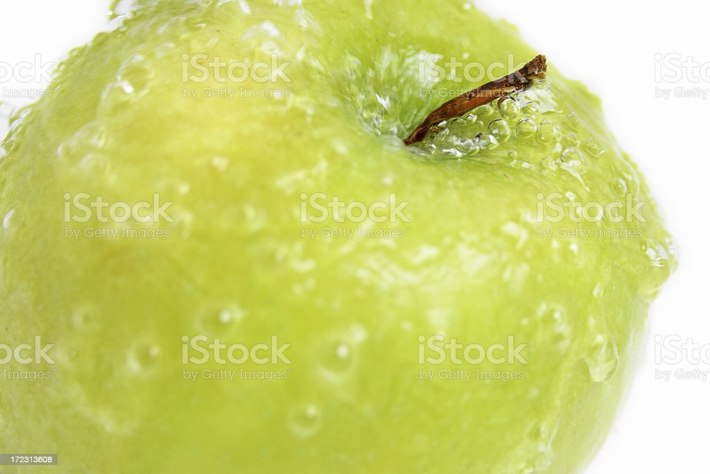 Apple series royalty-free stock photo