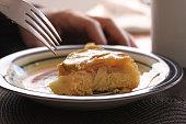 Apple Tarte Tatin Cake