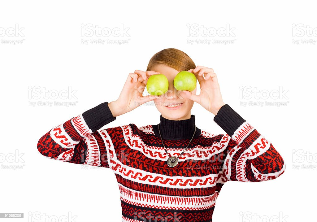 apple vision goggles royalty-free stock photo