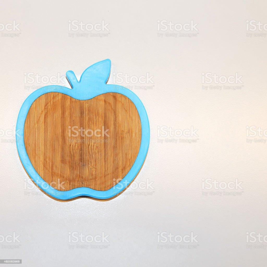 Apple, 목재 텍스처와 royalty-free 스톡 사진