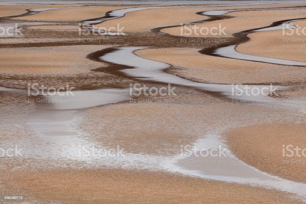 Applecross Bay, Scottish highlands stock photo