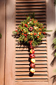 Applel Stem Wreath