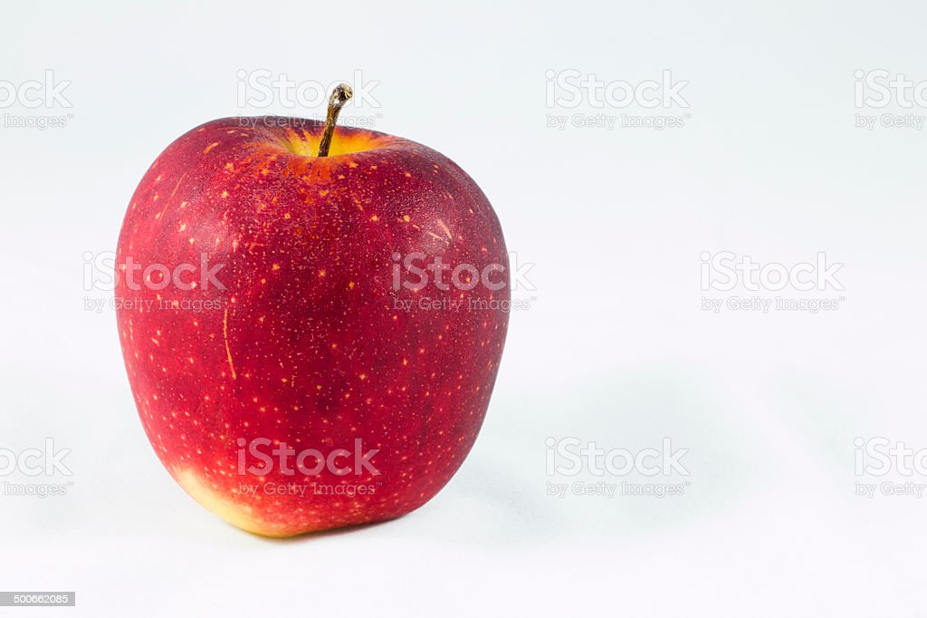 Apples from refrigerator royalty-free stock photo