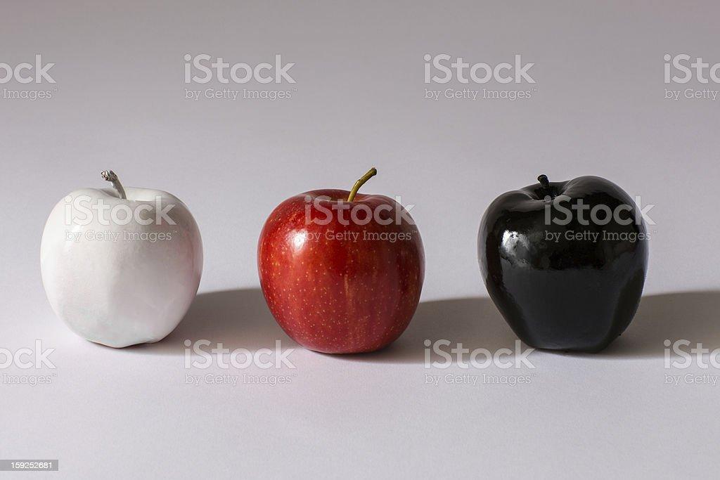 Apples? royalty-free stock photo