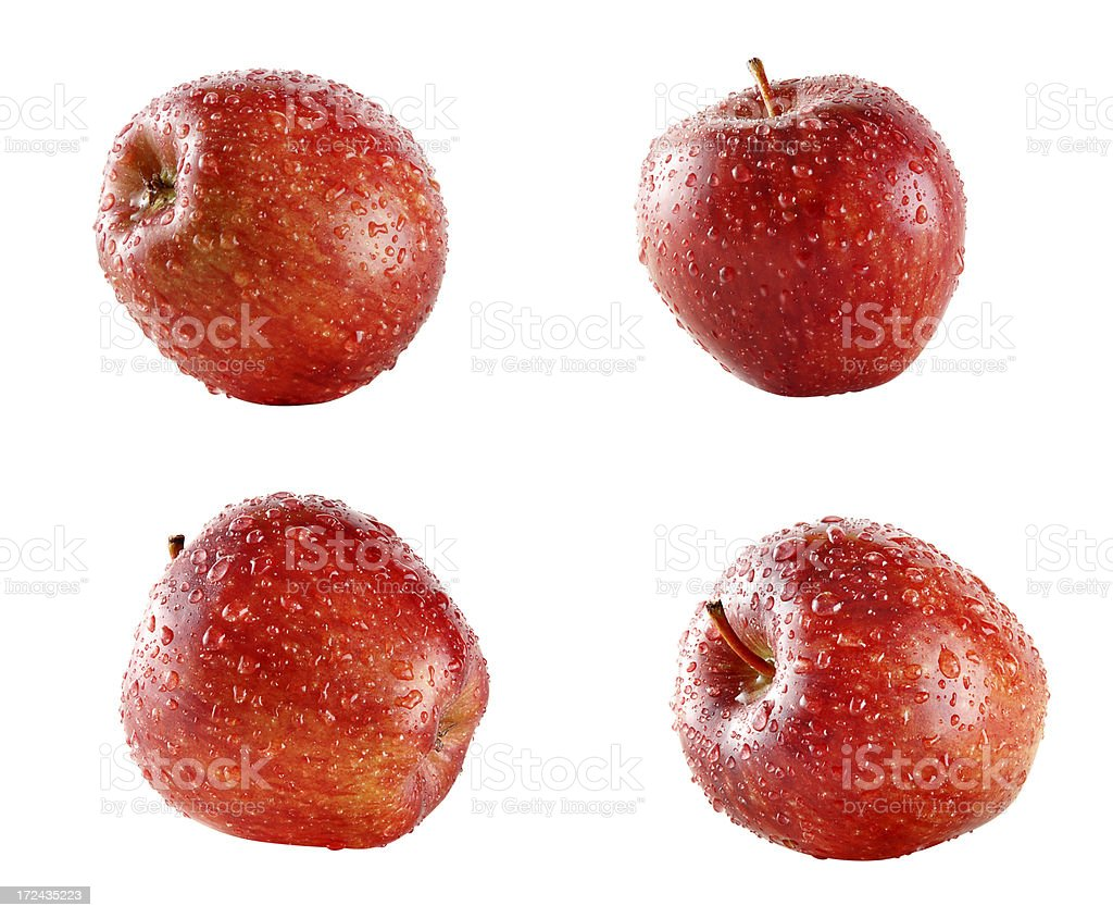 Apples (Click for more) royalty-free stock photo