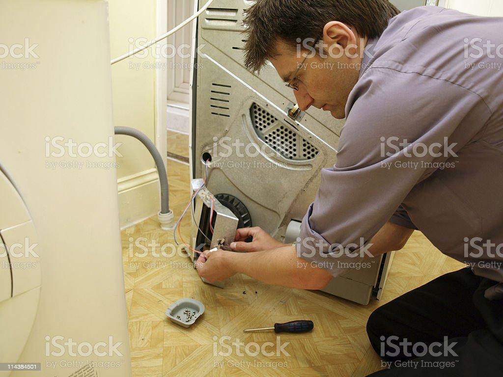 Appliance Repair stock photo