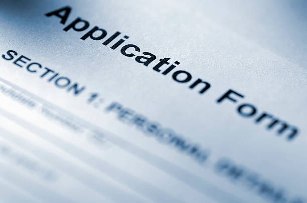 Application Form Pictures Images and Photos iStock – Application Form