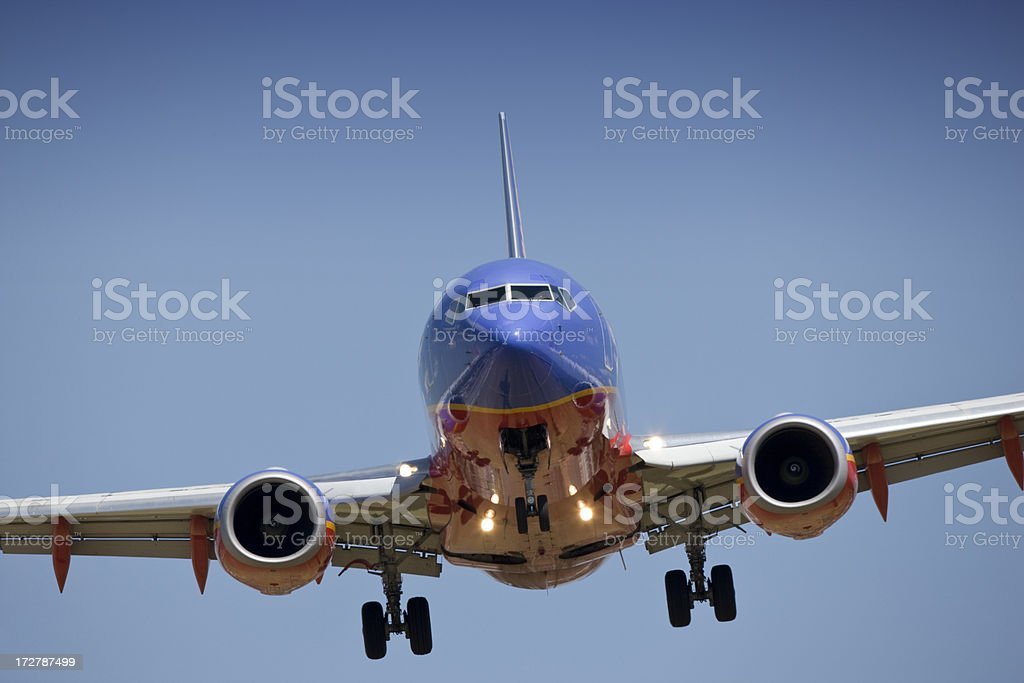 Approach royalty-free stock photo