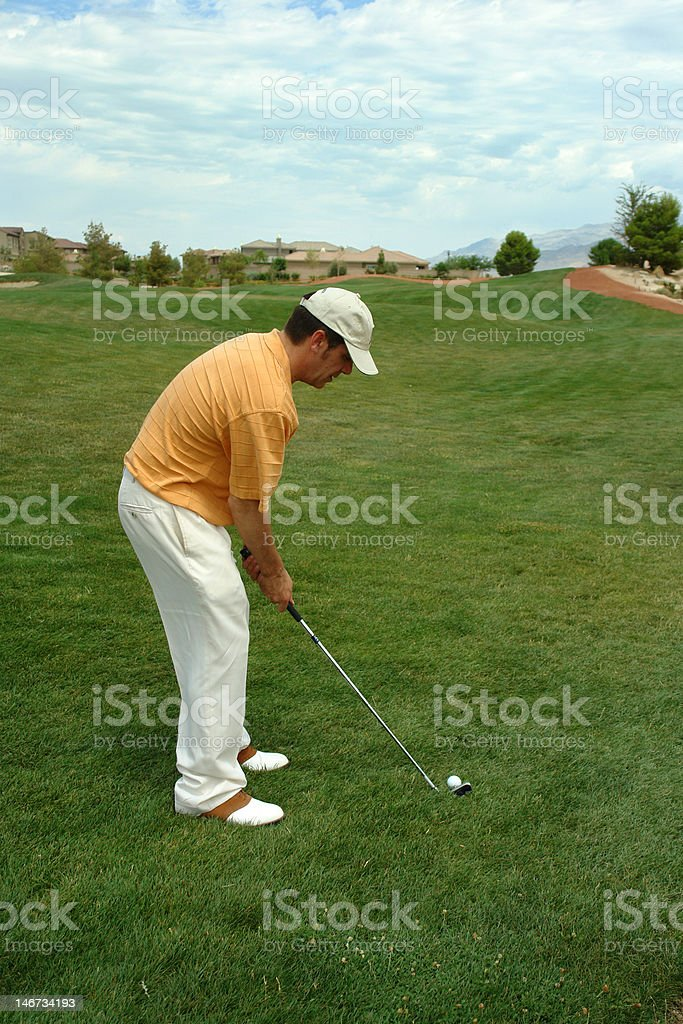 approach shot royalty-free stock photo