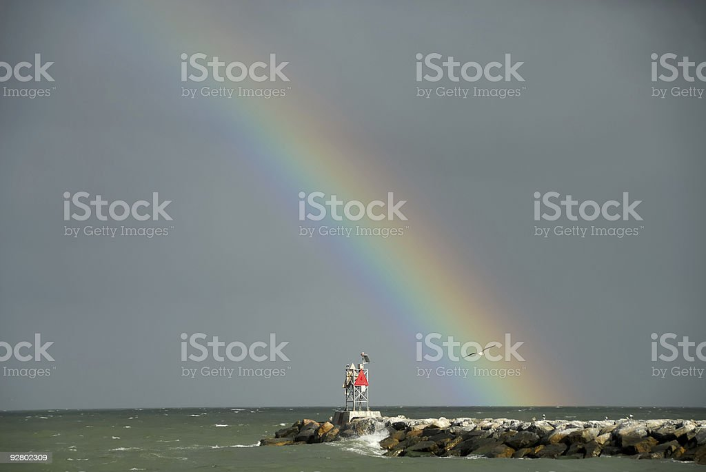Approaching Hope royalty-free stock photo