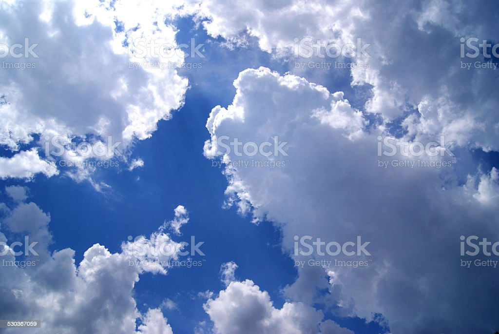 Approaching the Light royalty-free stock photo