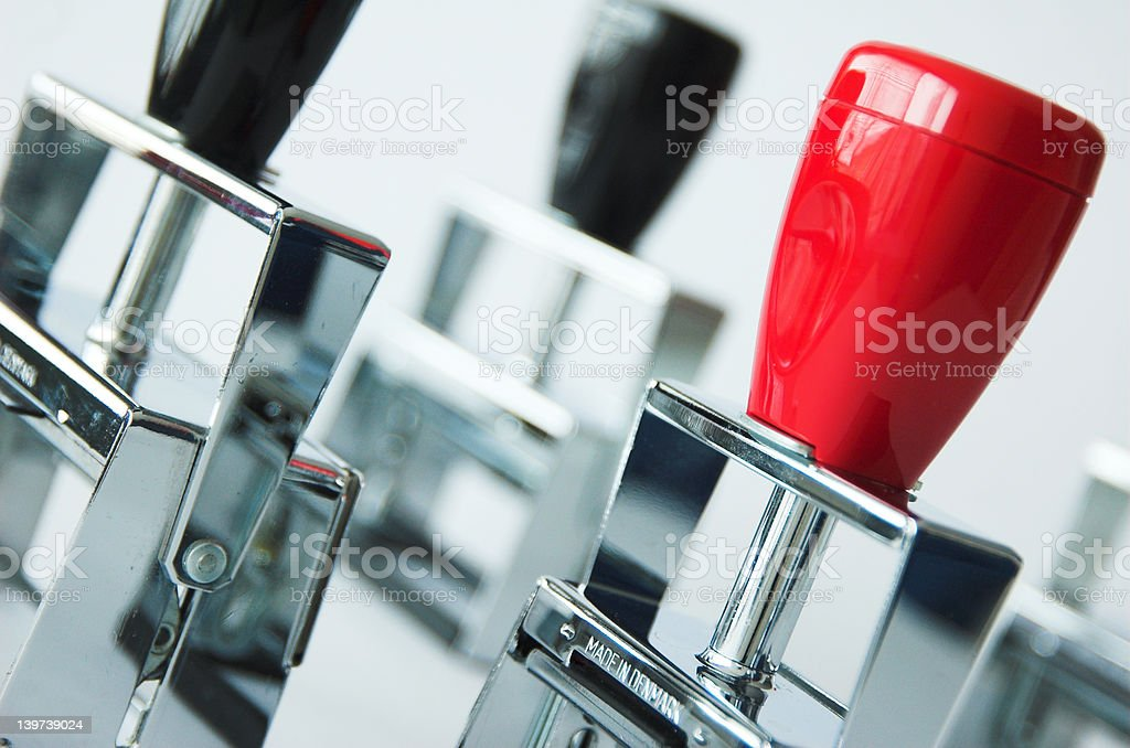 Approved ! 03 royalty-free stock photo