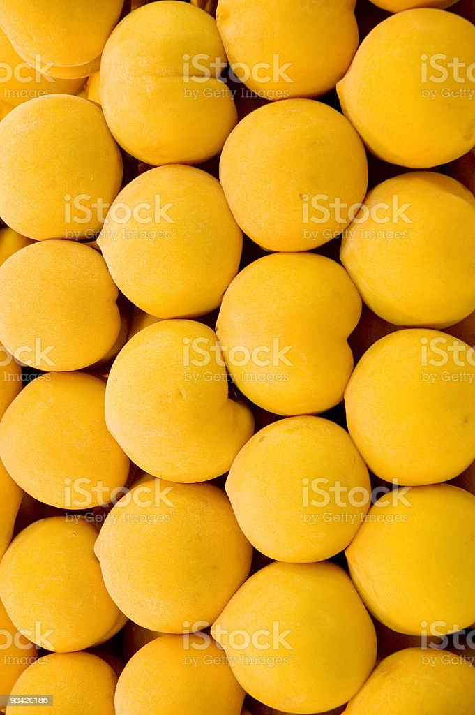 apricot background royalty-free stock photo