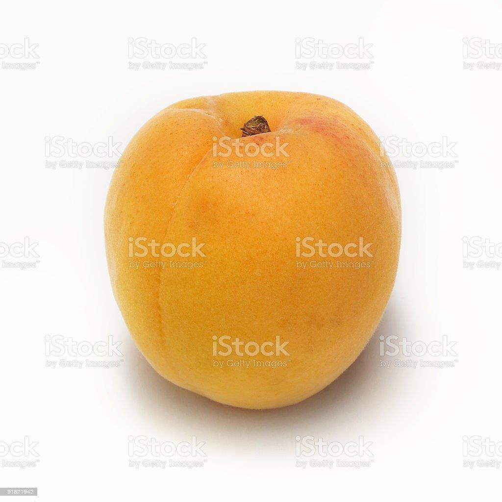 apricot stock photo