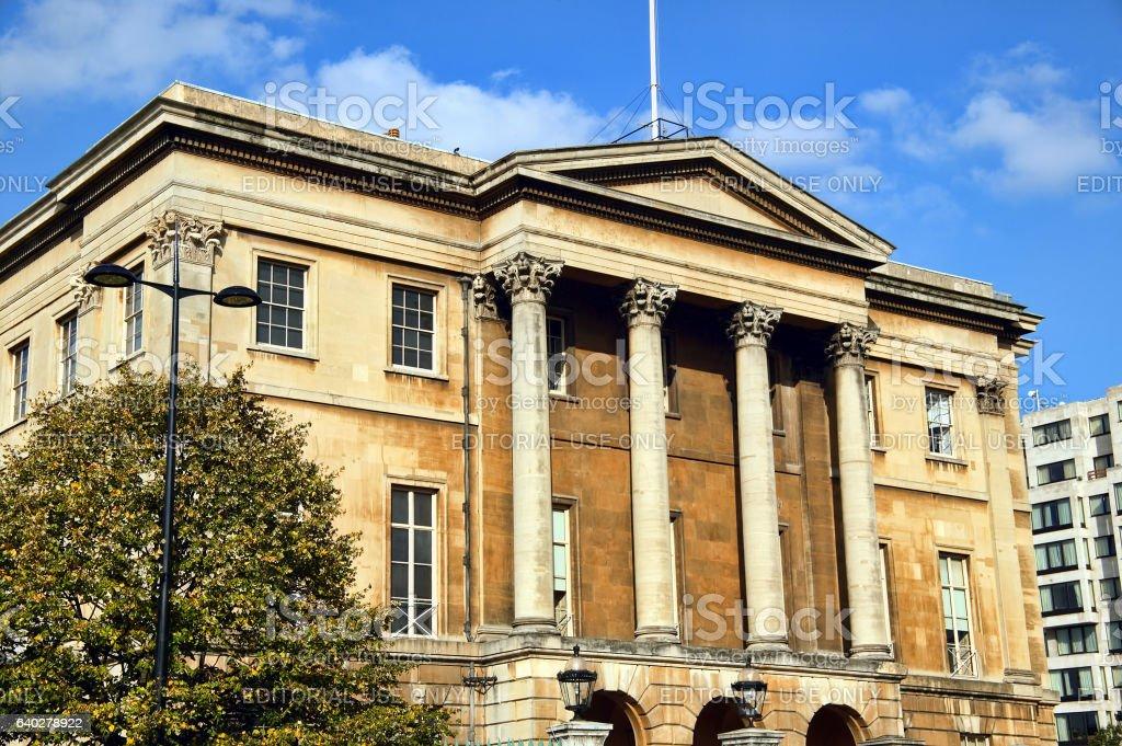 Apsley House stock photo