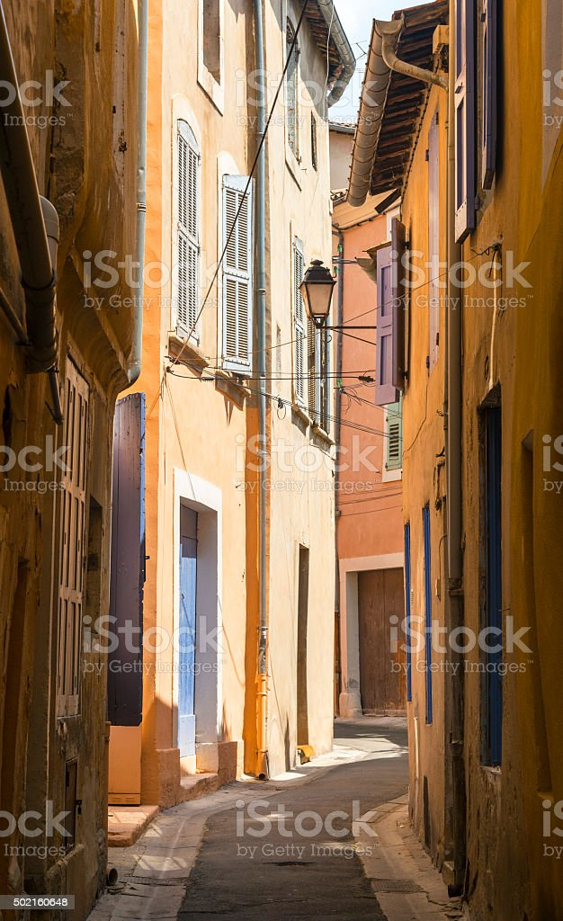 Apt (Vaucluse, Provence, France) stock photo