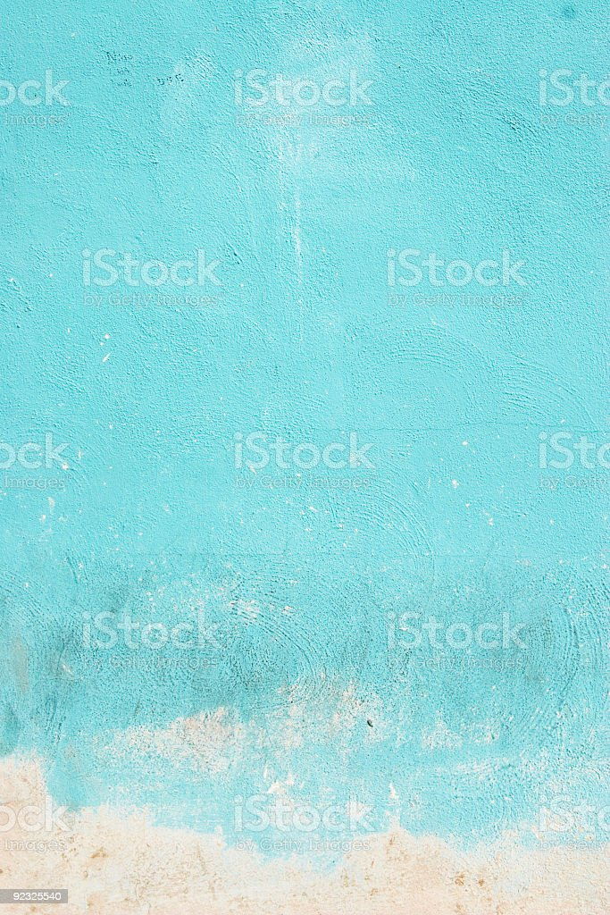 aqua blue grunge royalty-free stock photo