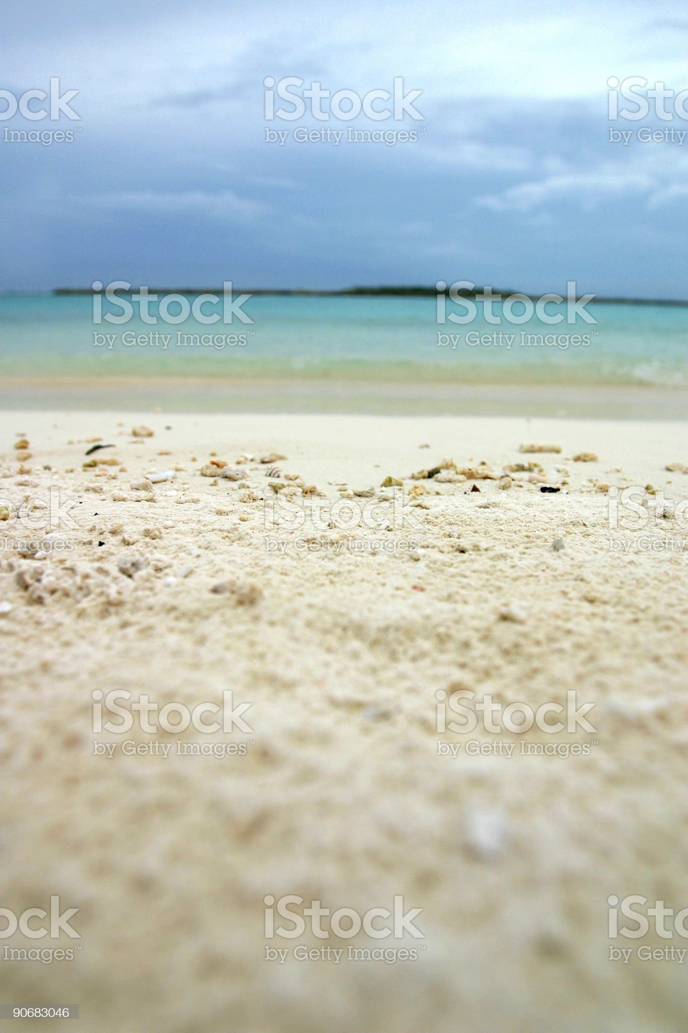 Aqua_Beach royalty-free stock photo