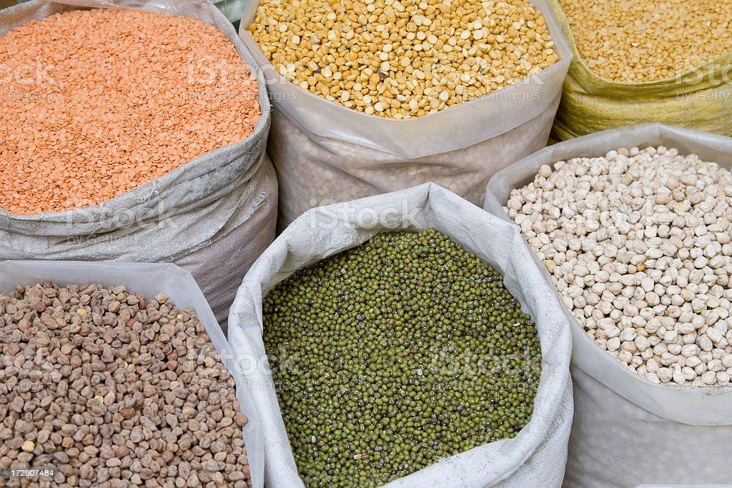 Arab food ingredients royalty-free stock photo