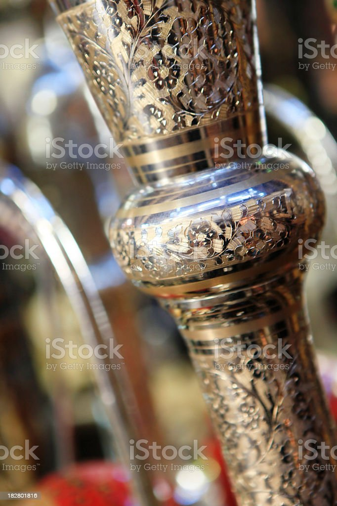 arabesque antique Souvenir royalty-free stock photo