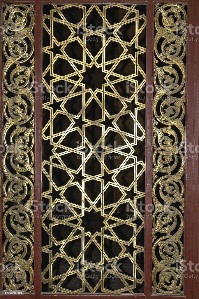 Arabesque royalty-free stock photo