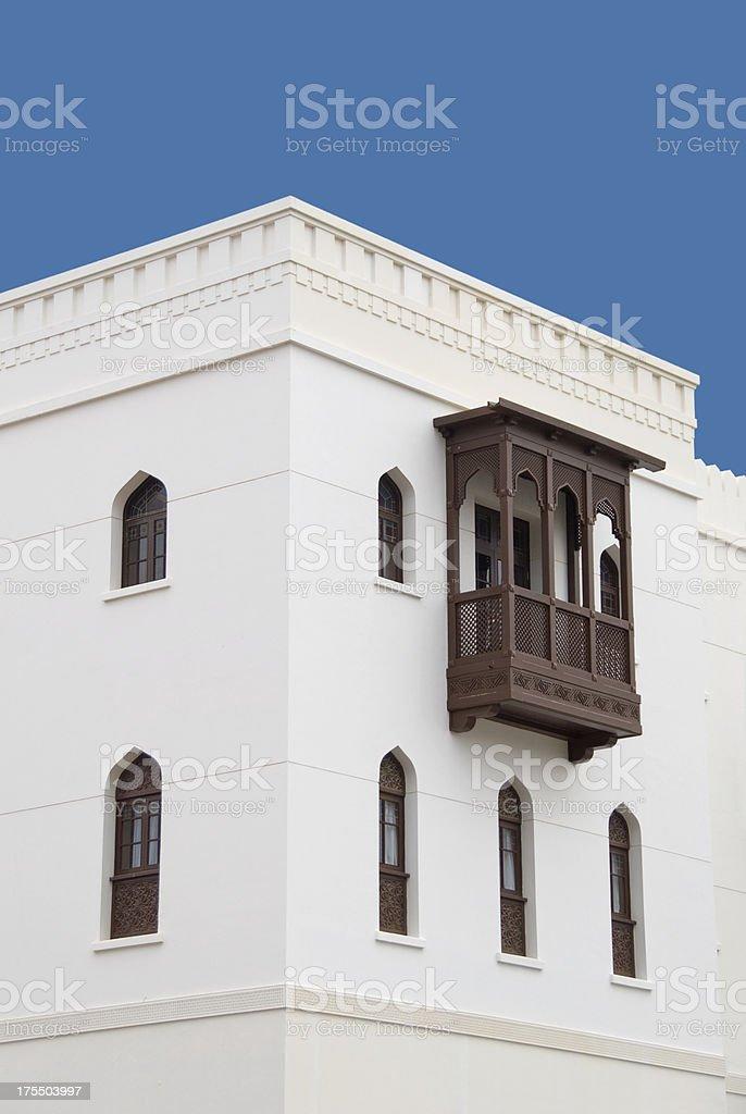 Arabian Apartment royalty-free stock photo