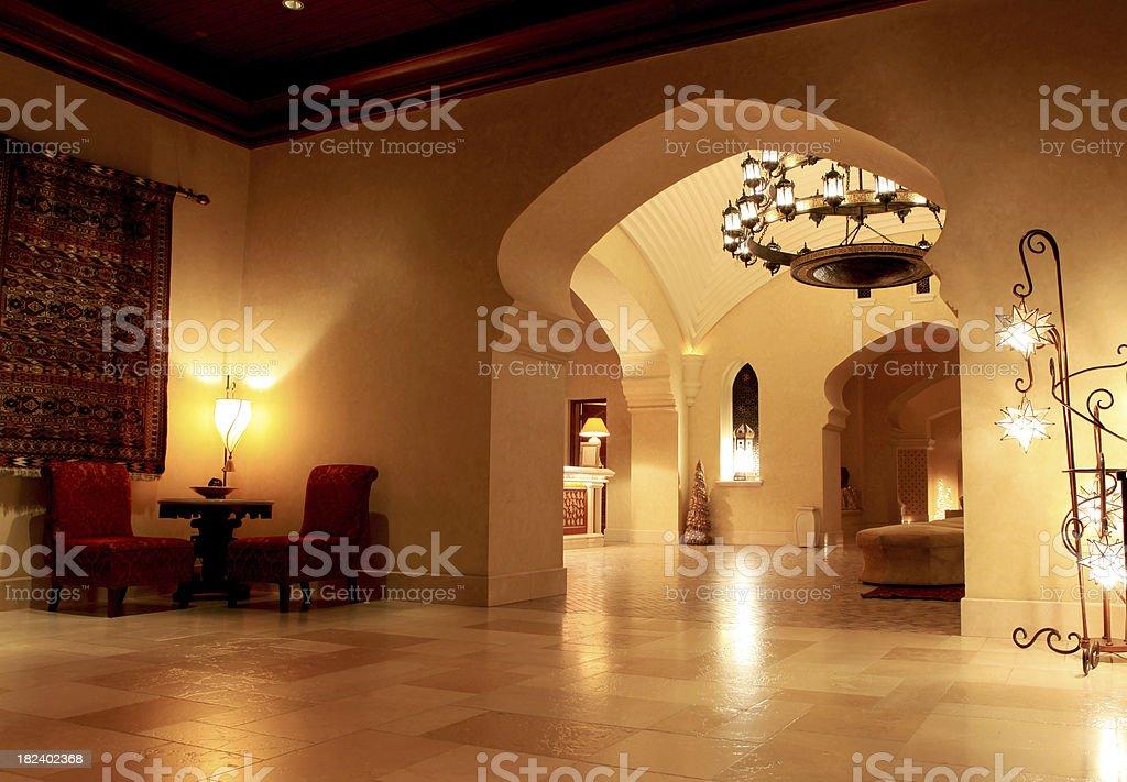 Arabian luxury stock photo