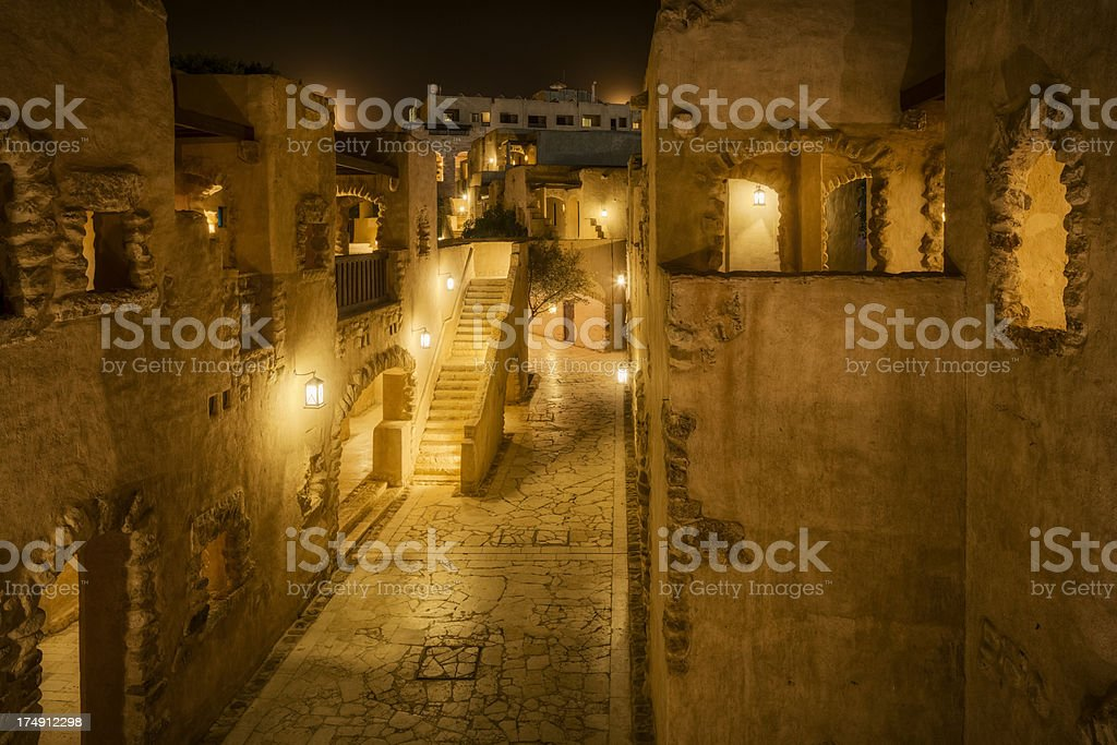 Arabian Nights royalty-free stock photo