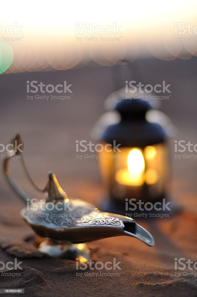 arabic dubai stock photo