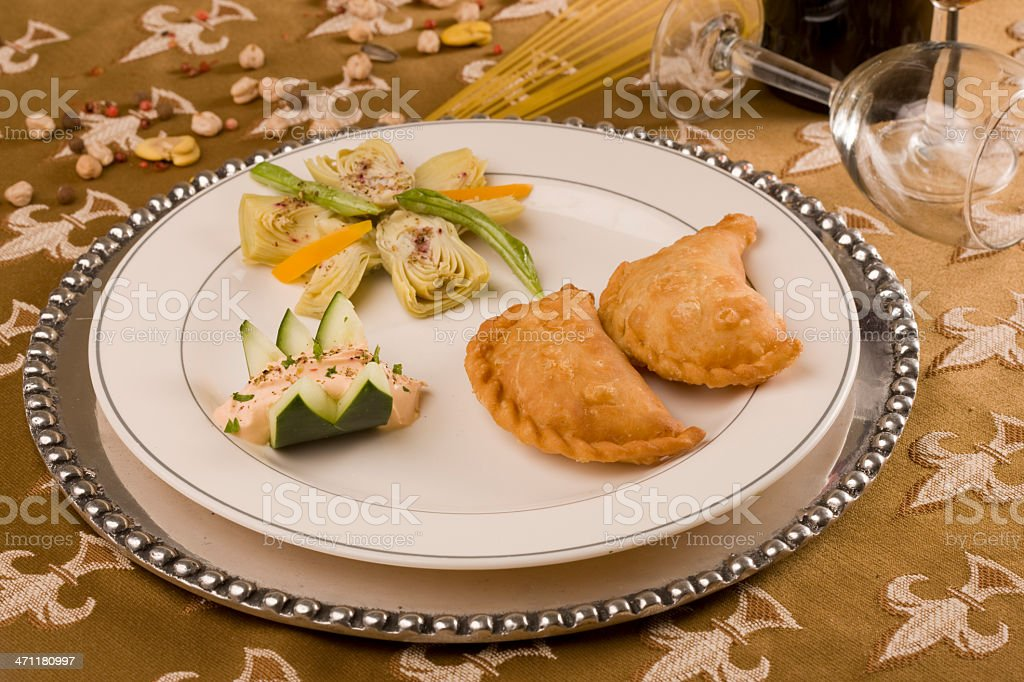 Arabic food royalty-free stock photo