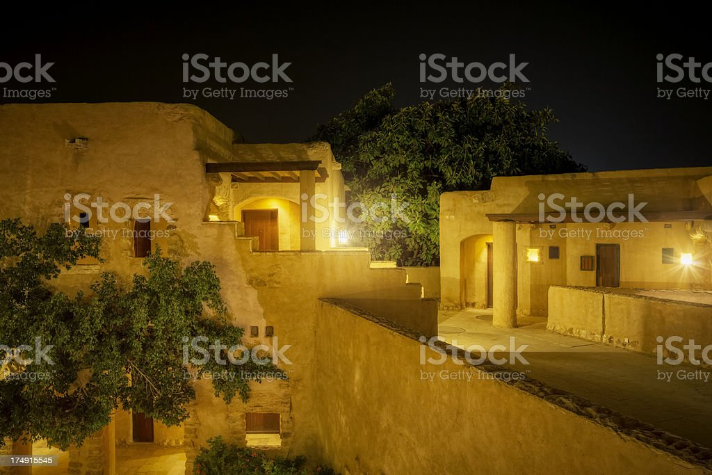 Arabic Home royalty-free stock photo