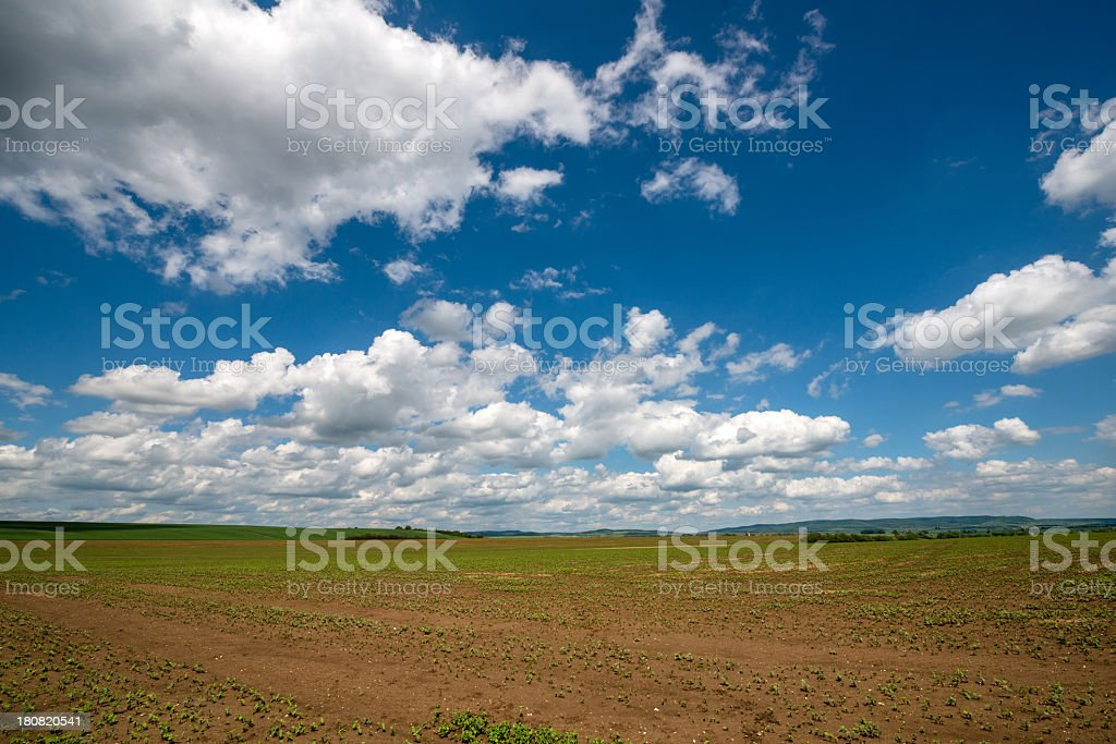 arable land royalty-free stock photo