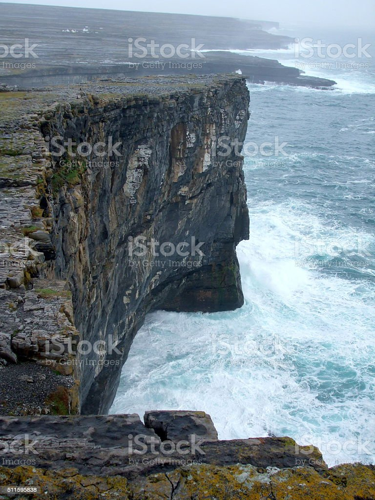 Aran Islands stock photo