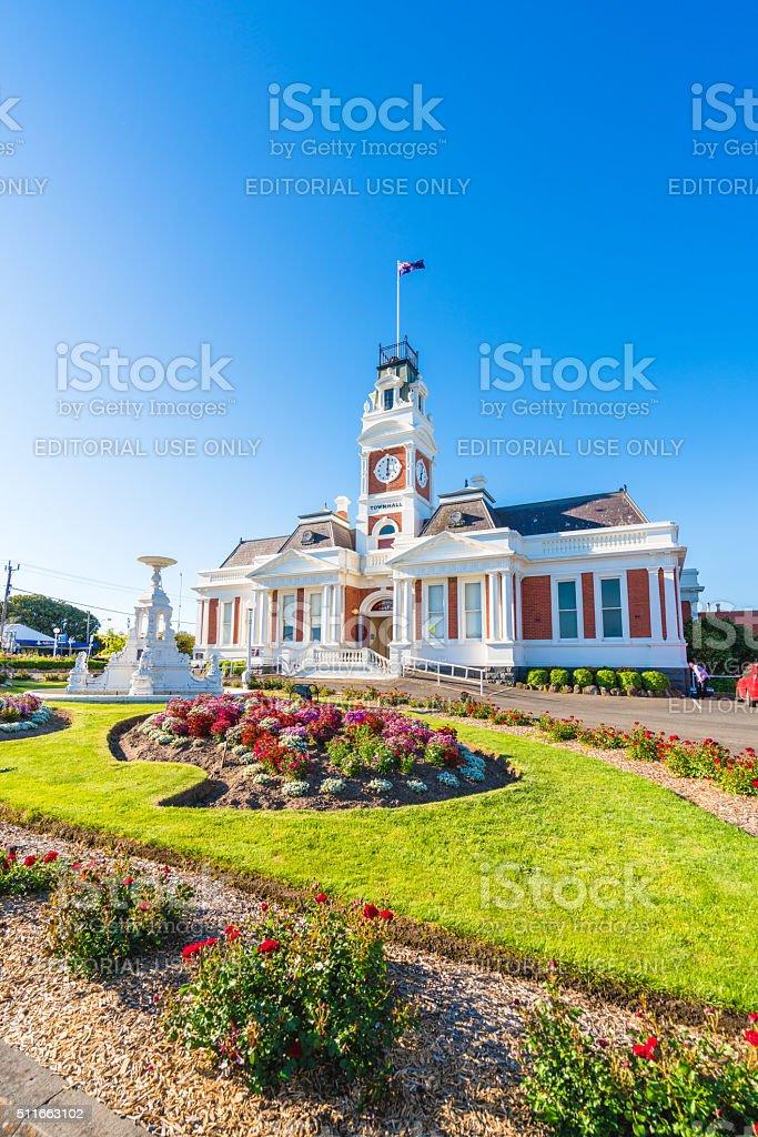Ararat Performing Arts Center in Victoria, Australia stock photo
