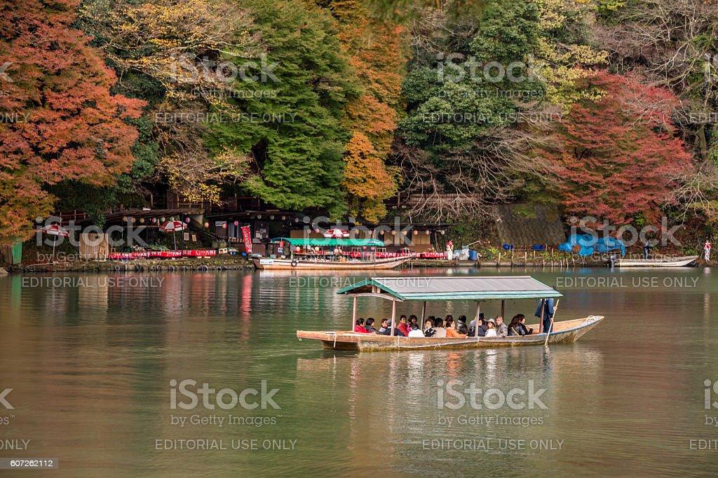 Arashiyama travel stock photo