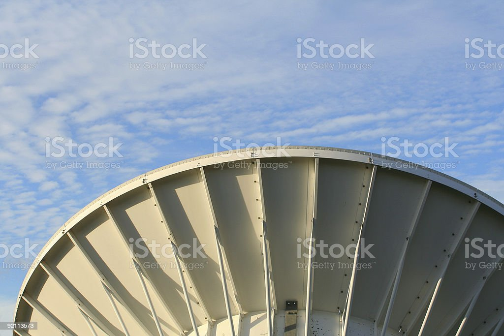arc of communication stock photo
