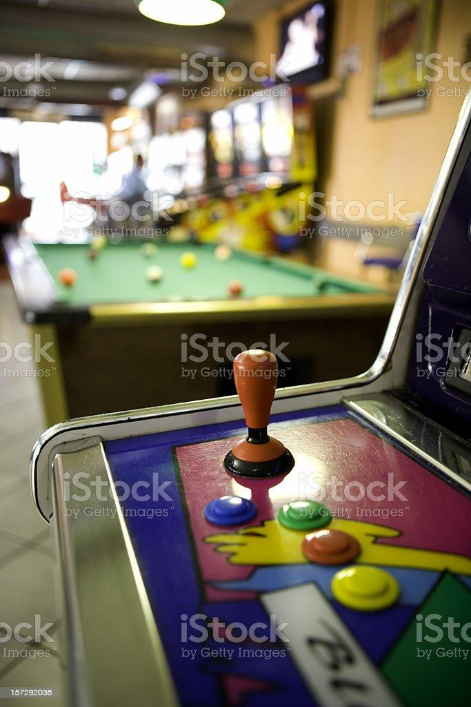 Arcade Joystick royalty-free stock photo