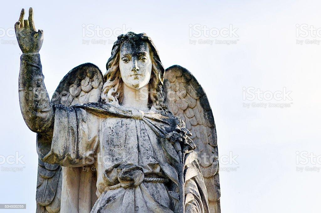 Archangel stock photo