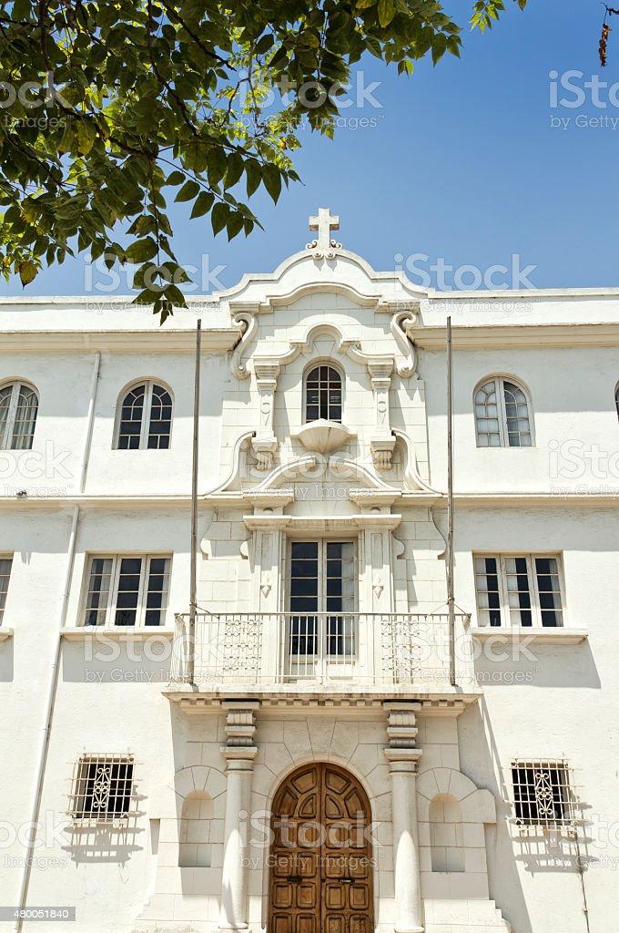 Archdiocese of La Serena, Coquimbo, Chile stock photo