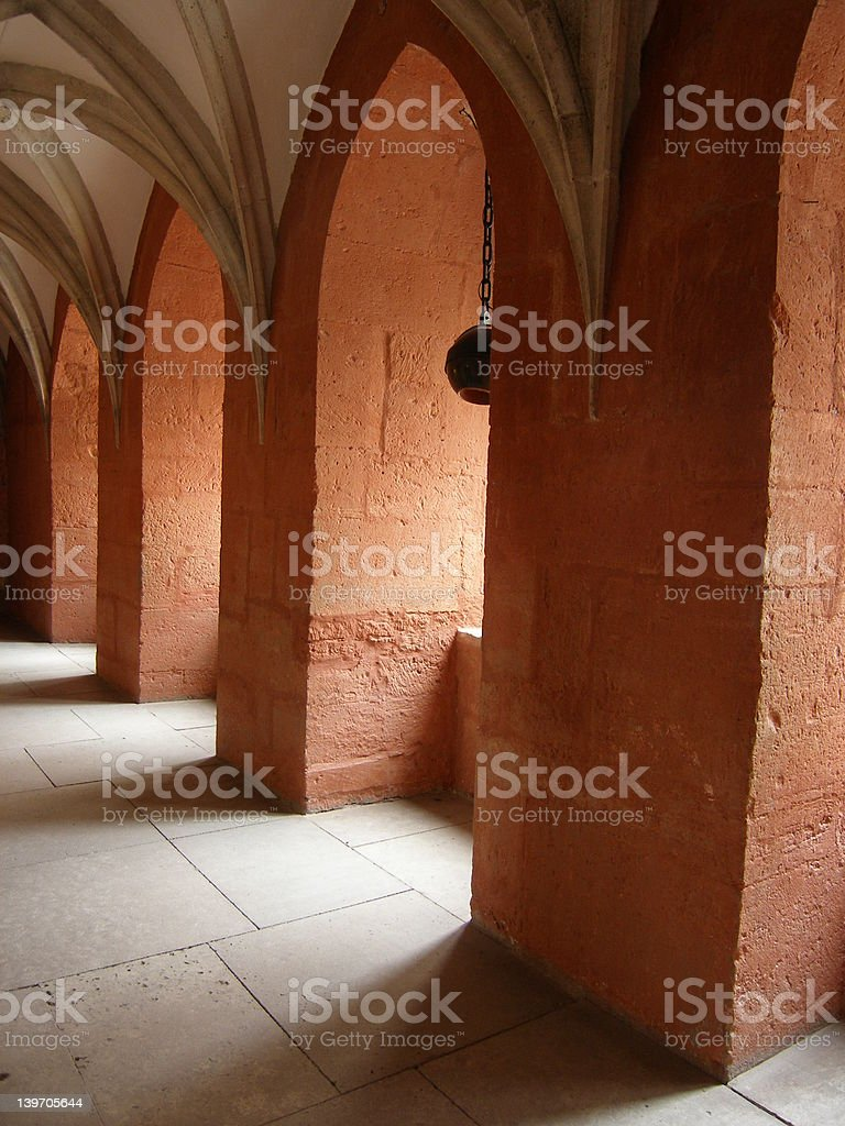 Arches royalty-free stock photo