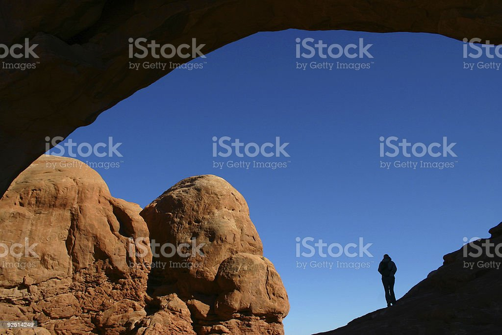 Arches #1 royalty-free stock photo
