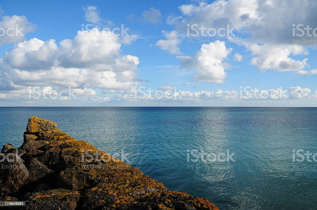 Archirondel, Jersey. royalty-free stock photo
